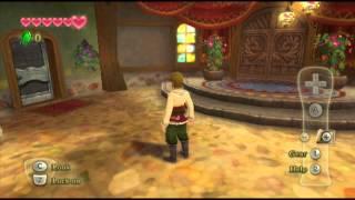 Wii 2 HDMI Converter Test (Wii Game) (720p)