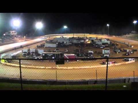 Friendship Motor Speedway(U CARS) part 1) 4-4-15