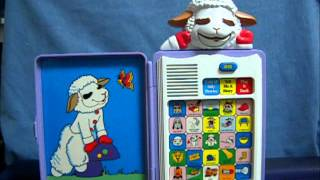 Lamb Chop & Friends Talking Stories Toy From 1994