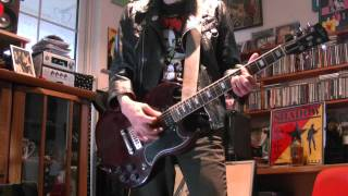 THE ADVERTS / Gary Gilmore`s Eyes. (Guitar Cover)