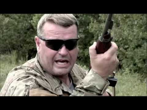 Larry Vickers, the M1 Carbine and the HK MP5