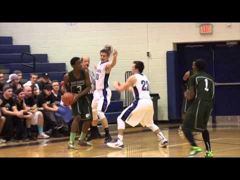 Shelby TV Sports Break -Eisenhower vs. East Detroit Boy Basketball
