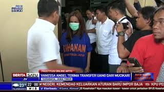 Vanessa Angel Terima 15 Kali Uang Transferan dari Mucikari