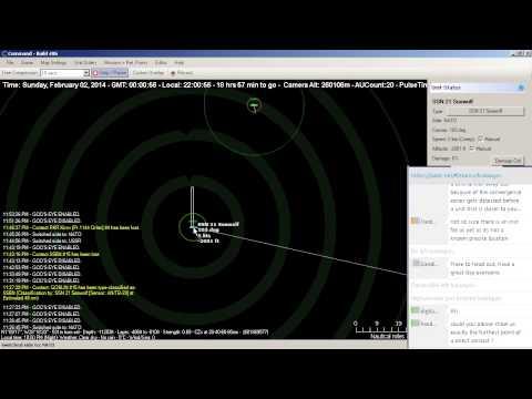 Episode 20 Part 3 Convergence Zones & Seawolf