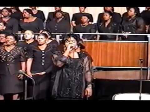 "The Washington, DC Jurisdictional Choir sings ""Great Day"" and ""Goodness and Mercy"""