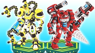 Super Robo Fighter (3 Robots) | Eftsei Gaming