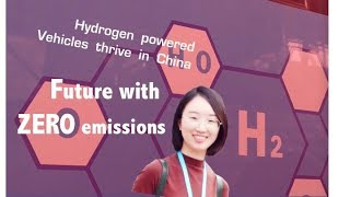 Future with zero emissions: Hydrogen powered vehicles thrive in China