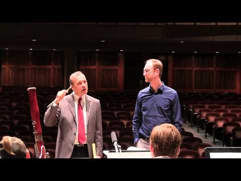 2015 CCM Wind Conducting Workshop Podium Session 3 with Dr Glenn  Price