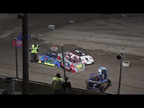Mini Wedge Feature 6-9 yrs at Crystal Motor Speedway, Michigan on 08-24-2019!