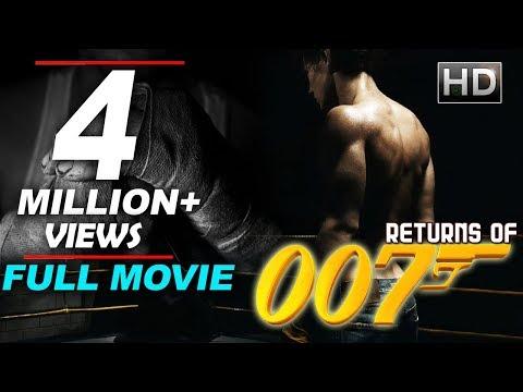 Returns of 007 (2016) Full Hindi Dubbed Movie | Duniya Vijay | New Hindi Movies 2016 full Movie