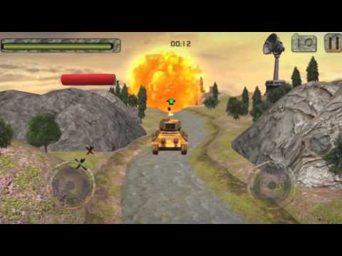 War Tank Hero - HD Android Gameplay Trailer!