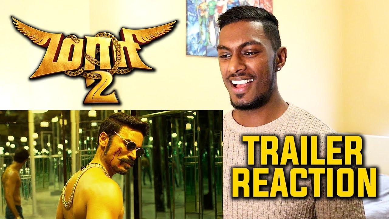 Maari 2 Trailer Reaction & Review | Dhanush | PESH Entertainment