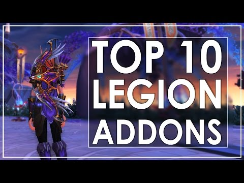 WoW Legion - 10 Great New Addons For This Expansion