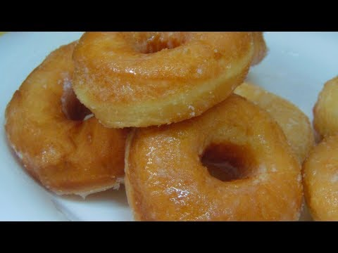 Homemade Donuts Recipe  - Simple Donuts Recipe - Doughnuts Recipe - Donuts Recipe