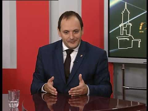 Актуальне інтерв'ю. Р. Марцінків. Ю. Стефанчук. Європейський тиждень місцевої демократії