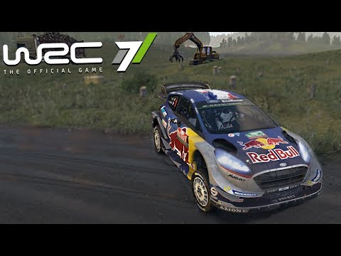 BEST RALLY CROSS DRIVER - WRC 7