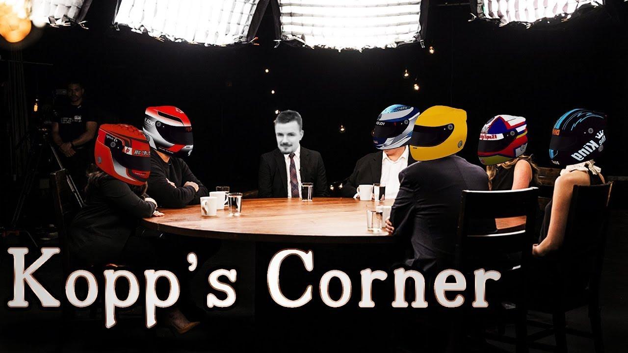 Kopp's Corner - Winterausgabe