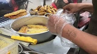 Tiết Lộ Bí Quyết Làm Bánh Chuối Chiên An Giang Siêu Thơm Ngon(Fried Banana Cake VietNam) 💓