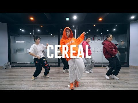 Crush - Cereal (Feat. ZICO) Choreography By KAMEL / E Dance Studio 이댄스학원