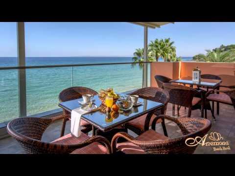Anemona Beach Hotel Zakynthos - Zante, Greece HD