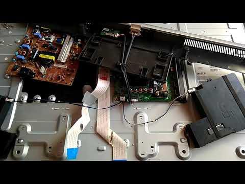 Замена матрицы-экрана на ТВ Lg 42lb653v - это легко и просто!