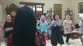 Poco Poco Dance with Yurike Prastika!!! Part3 My Best Friend Hanna Hasyim Birthday #firavlog17