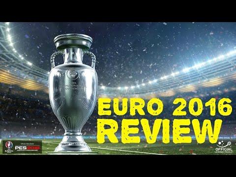 PES 2016 - UEFA EURO 2016 Review