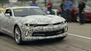 2016 Chevy Camaro: GM Looks to Win Pony-Car Wars