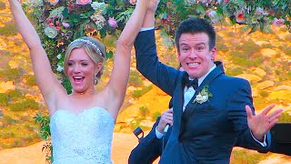 Repeat youtube video THE DEFRANCO YOUTUBE WEDDING!