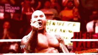 Wwe Batista Custom Titantron 2014