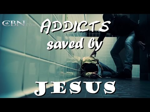 Three Drug Addicts Saved by Jesus