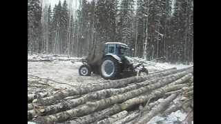t-40 Заготовка берёзы(, 2013-03-04T08:30:53.000Z)