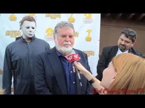 "Dean Cundey, Cinematographer ""Halloween"" (1978) at the 40th Annual #SaturnAwards"
