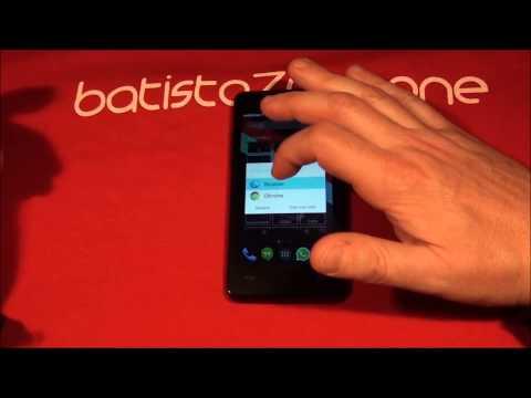 Video Recensione Vodafone Smart 4 Turbo da batista70phone