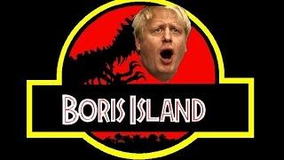 Boris Island - Political Jurassic Park