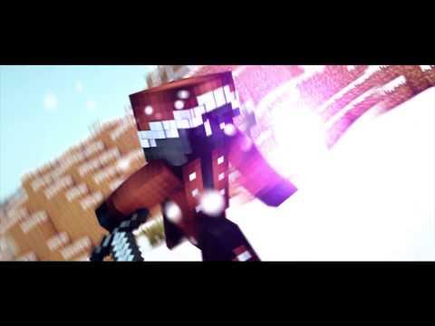 New Free Minecraft Intro Template C4d Ae Christmas Nice