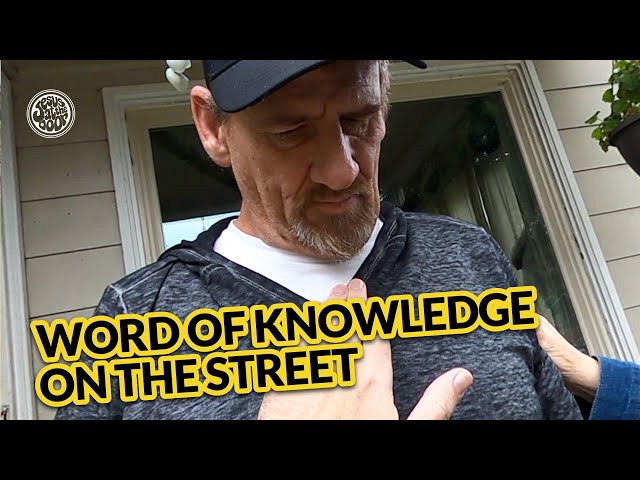 Street Encounters - On the wrong road believing in the right God