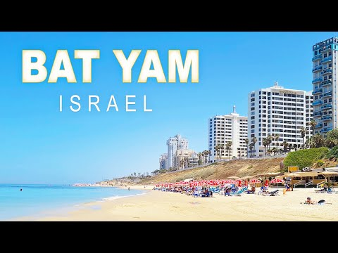 BAT YAM Today, City In ISRAEL - 2020