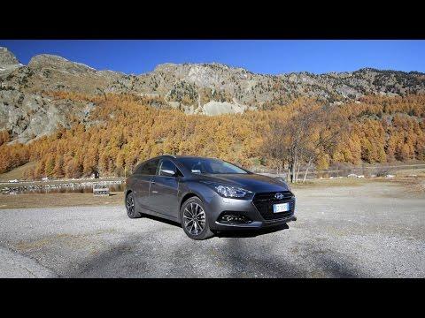 Test Drive Hyundai i40 1.7 CRDi 141cv