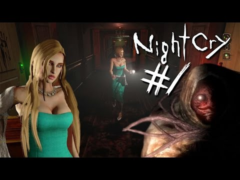 Survival Horror como los de antes MUY GORE | Nightcry | Scissors project | Español |