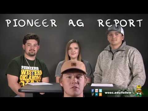2018 Spring E1 Pioneer Ag Report Youtube
