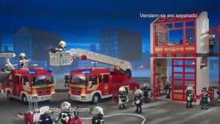 PLAYMOBIL – Bombeiros (português)