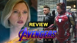 Avengers END GAME REVIEW (Non Spoiler) in Tamil
