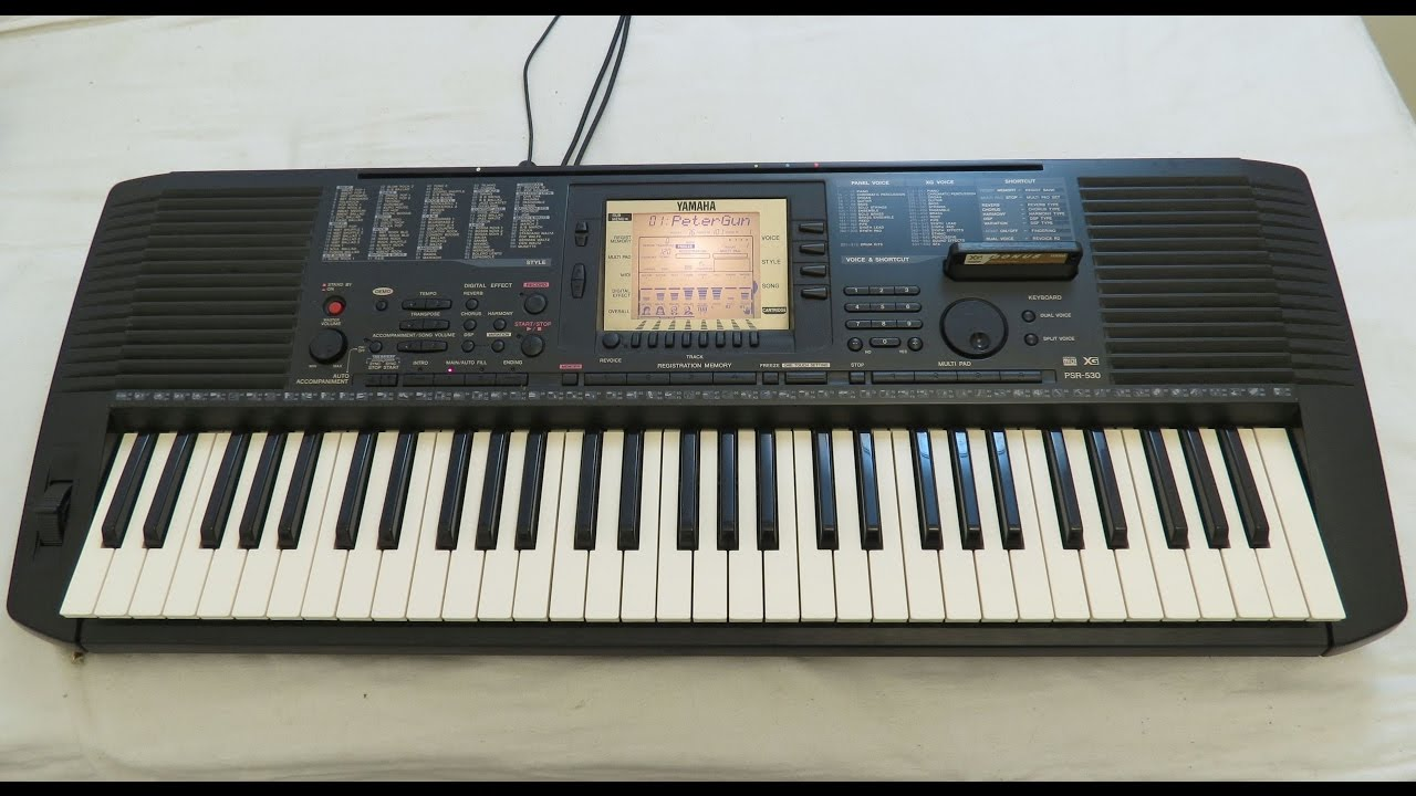 Buy it now. Sort: best match. Yamaha psr-ew300 76-key portable keyboard ( power adapter included). The wider 76-key. Yamaha portatone psr-510 61 key portable electronic keyboard synthesizer piano. This keyboard has.