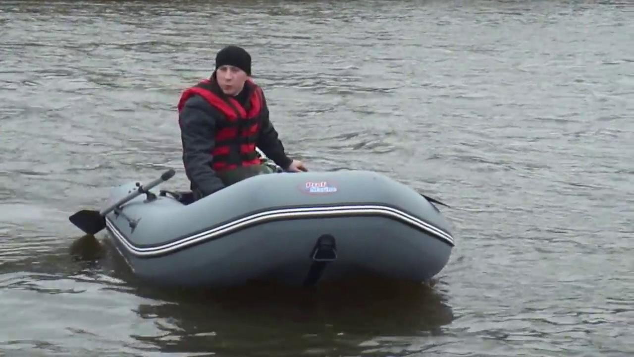 лодка пвх profmarin+honda bf5