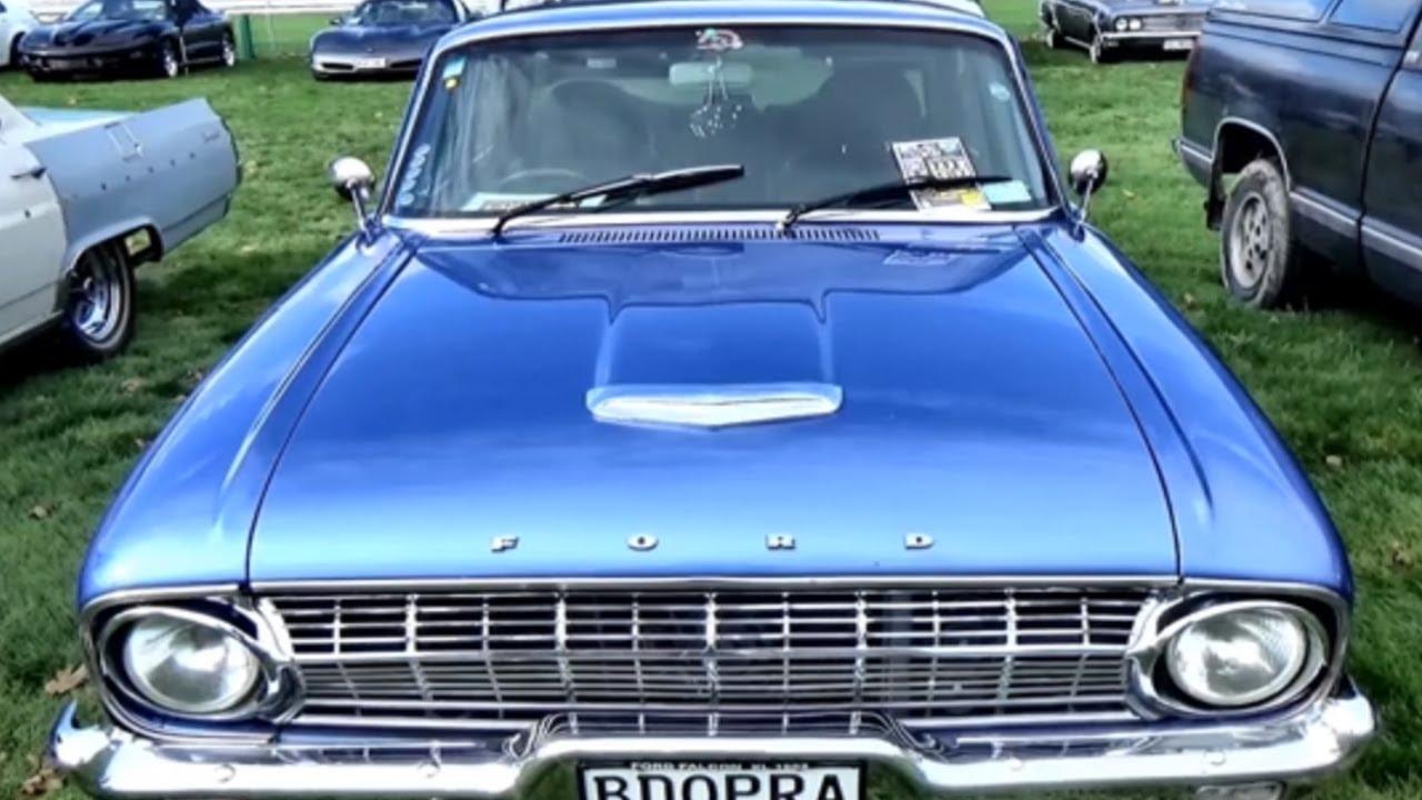 1962 Ford Xl Falcon Youtube