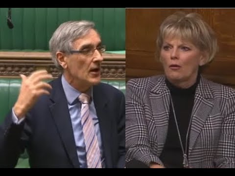 John Redwood DESTROYS Anna Soubry on Brexit Forecasts and a WTO Exit