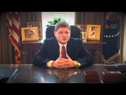 Blake Rainey (Red Rain) Student Body President of SMU 2016 Platform