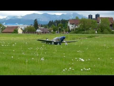 FMS RC Mustang P 51-B