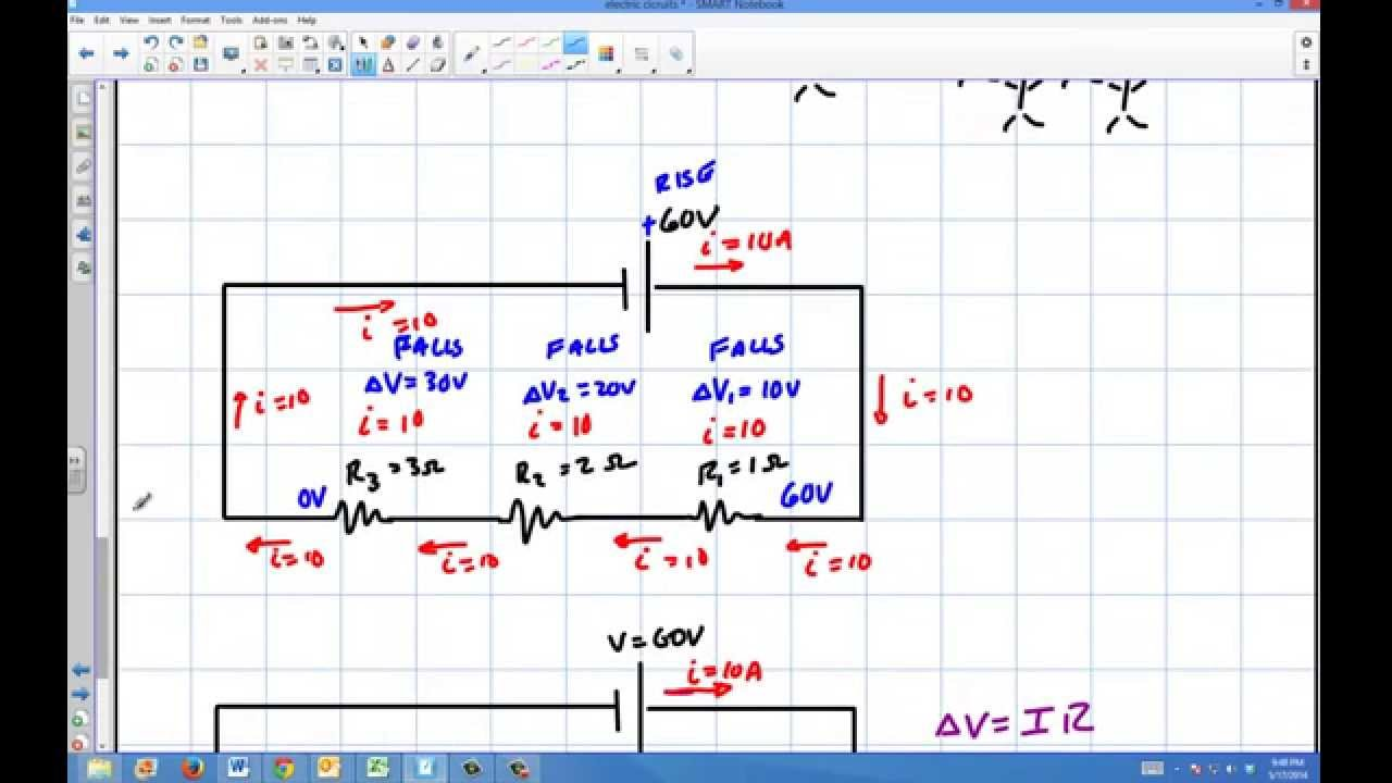 2014 Ohm's Law, Electrical Math and Voltage Drop Calculations by Tom Henry